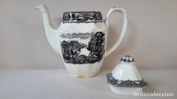 Antigüedades: Cafetera ochavada - Foto 4 - 167692976