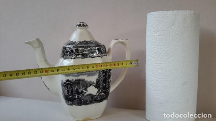 Antigüedades: Cafetera ochavada - Foto 6 - 167692976