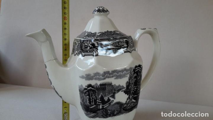 Antigüedades: Cafetera ochavada - Foto 7 - 167692976