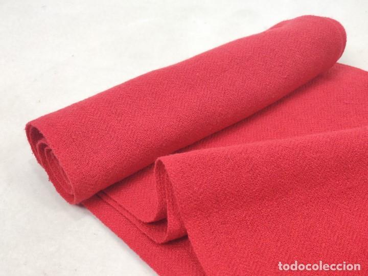 Antigüedades: Faja roja de algodón - Foto 3 - 167772568