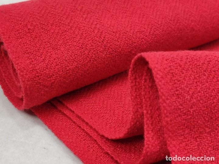 Antigüedades: Faja roja de algodón - Foto 4 - 167772568