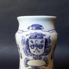 Antigüedades: TARRO DE FARMACIA TALAVERA. Lote 167812088