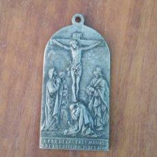 Antigüedades: PLACA / MEDALLA. Lote 167830566