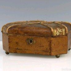 Antigüedades: CAJA JOYERO MODERNISTA PP. S.XX. Lote 167879820