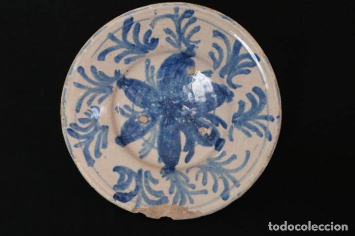 CERÁMICA POPULAR VASCA. SIGLOS XVIII - XIX. EXCLUSIVA PIEZA POR SU SINGULARIDAD. (Antigüedades - Porcelanas y Cerámicas - Otras)