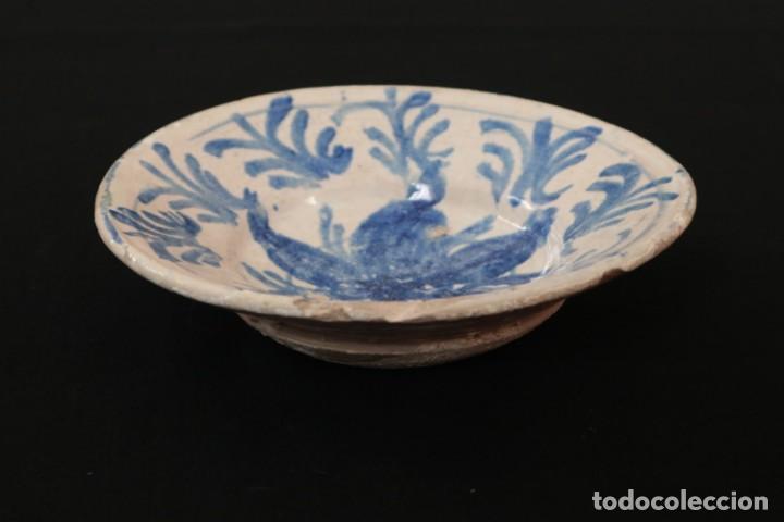 Antigüedades: Cerámica popular vasca. Siglos XVIII - XIX. Exclusiva pieza por su singularidad. - Foto 2 - 167879964