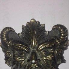 Antigüedades: BROCHE DE FAUNO . Lote 167941368
