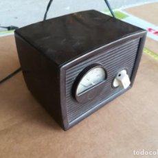Antigüedades: TRANSFORMADOR PARA RADIO BAQUELITA. Lote 167950664