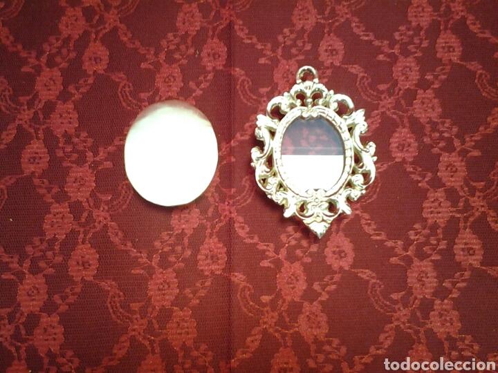 Antigüedades: Relicario en metal 11,cn - Foto 7 - 167965132