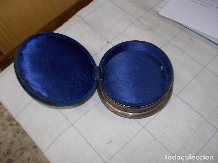 Antigüedades: costurero o alfiletero en plata creo - Foto 8 - 167968232