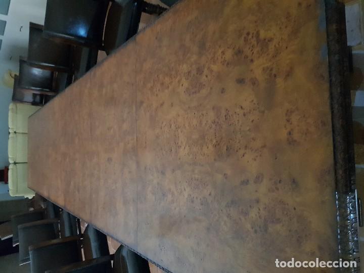 Antigüedades: Mesa y sillas - Foto 4 - 167978776