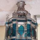 Antigüedades: ANTIGUO FAROL GRAN TAMAÑO 120 CM. Lote 168045398