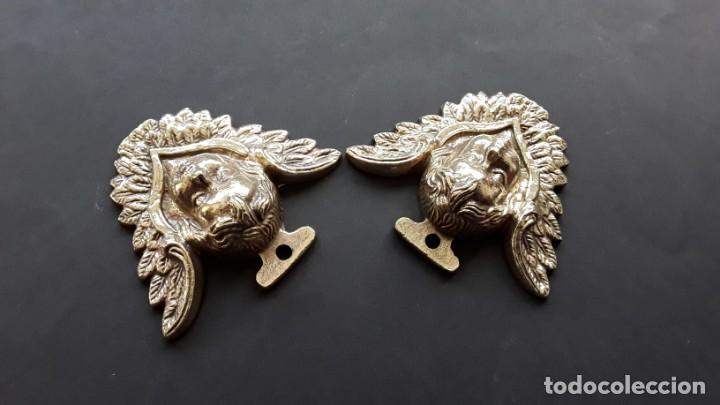 Antigüedades: Angelitos de bronce - Foto 7 - 168098368