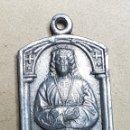 Antigüedades: ANTIGUA MEDALLA N P JESÚS CAPUCHINOS MADRID. Lote 168120442