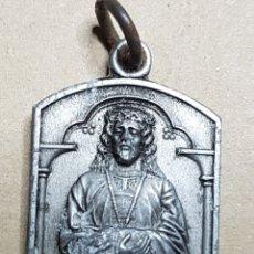 Antigüedades: ANTIGUA MEDALLA NP JESÚS CAPUCHINOS MADRID. Lote 168120529
