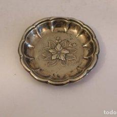 Antigüedades: BANDEJA EN PLATA MACIZA DE LEY 925MILESIMAS. Lote 168132165