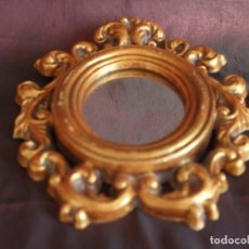 Antigüedades - ESPEJO, CORNUCOPIA DORADA - 168136744