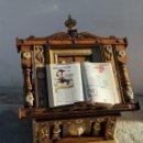 Antigüedades: ATRIL DE MESA. Lote 168139016