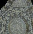 Antigüedades: ANTIGUO ENCAJE DE NORMANDIA S. XIX. Lote 168209552