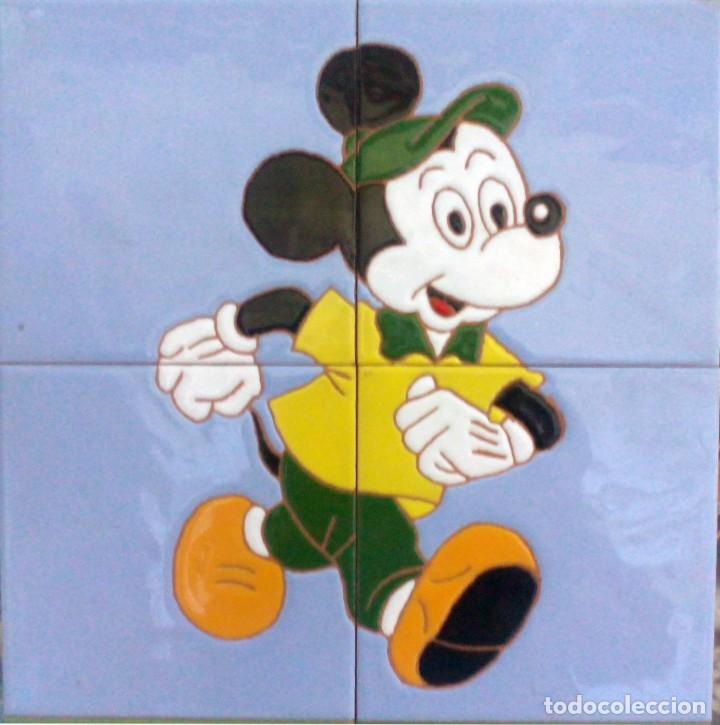 MICKY Nº115 (Antigüedades - Porcelanas y Cerámicas - Azulejos)
