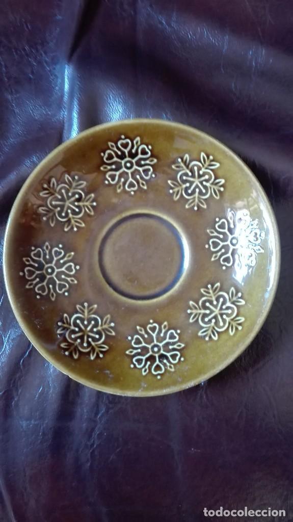 PLATO PONTESA MODELO ESCOCIA (Antigüedades - Porcelanas y Cerámicas - Otras)