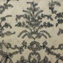 Antigüedades: ANTIGUO BAJO DE ENCAJE DE CHANTILLY S. XIX. Lote 168269408