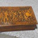 Antigüedades: ANTIGÜA CAJA DE FUMADOR. Lote 168272444