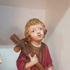 Antigüedades: NIÑO JESUS PARA RESTAURAR. Lote 168319909
