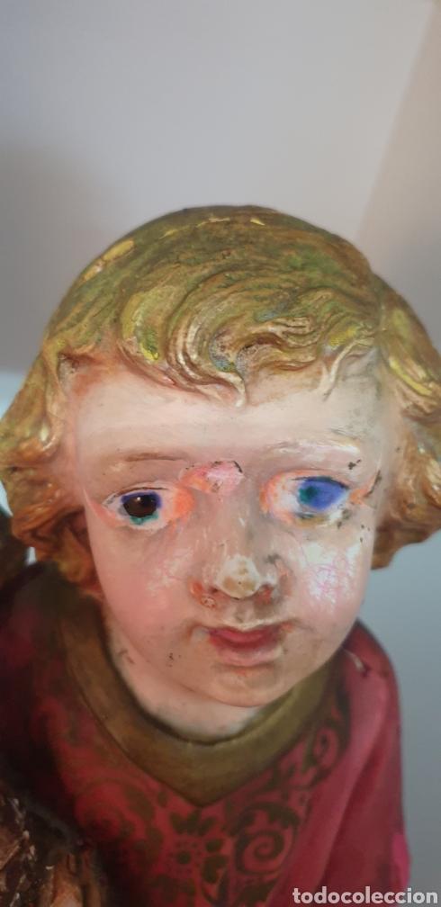 Antigüedades: Niño jesus para restaurar - Foto 8 - 168319909