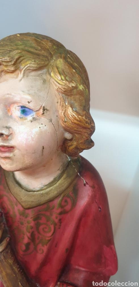 Antigüedades: Niño jesus para restaurar - Foto 9 - 168319909