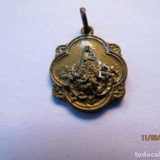 Antigüedades: MEDALLA RELIGIOSA ANTIGUA - LA ANUNCIACION. Lote 168384448