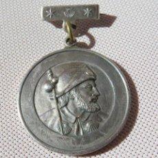 Antigüedades: MEDALLA AÑO SANTO 1965 SANTIAGO DE COMPOSTELA. Lote 168385304