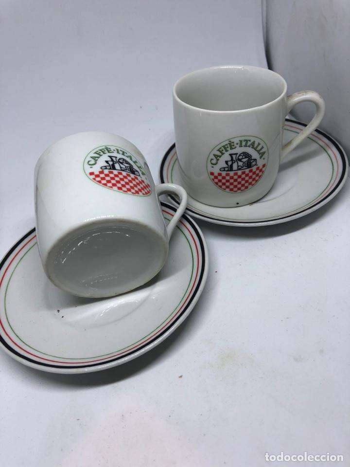 TACITAS CAFFE ITALIA (Antigüedades - Porcelanas y Cerámicas - Otras)