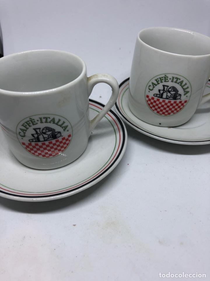 Antigüedades: Tacitas caffe italia - Foto 2 - 168386545
