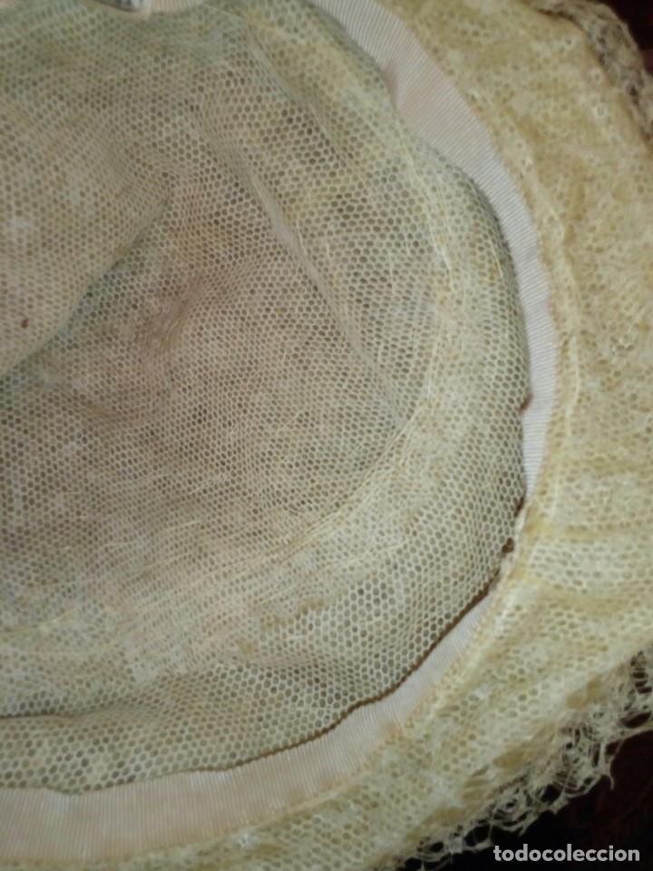 Antigüedades: dos sombreos antiguos y una sombrerera - Foto 5 - 168388476