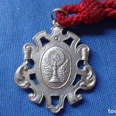 Antigüedades: SEMANA SANTA SEVILLA - MEDALLA HDAD SOLEDAD SAN GONZALO. Lote 168417012