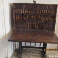 Antigüedades: BARGUEÑO CASTELLANO SIGLO XVIII. Lote 168431668