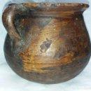 Antigüedades: PUCHERO ANTIGUO CON DOS ASAS.. Lote 168452733