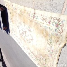 Antigüedades: ALFOMBRA GRANDISIMA DE PALACIO EN JEREZ. Lote 168458720