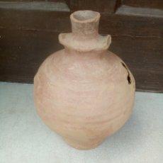 Antigüedades: VASIJA ANTIGUA 1827. Lote 168473565