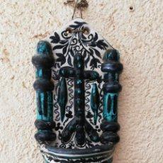 Antigüedades: BENDITERA ANTIGUA. Lote 168558644