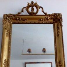 Antigüedades: ANTIGUO ESPEJO ISABELINO. S.XIX.. Lote 168596640