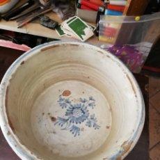 Antigüedades: EXCEPCIONAL LEBRILLO. Lote 168614636