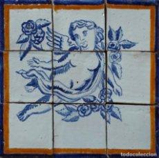 Antigüedades: PAREJA ANGELOTES. Lote 168631168