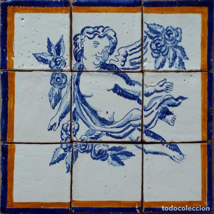 Antigüedades: Pareja angelotes - Foto 2 - 168631168
