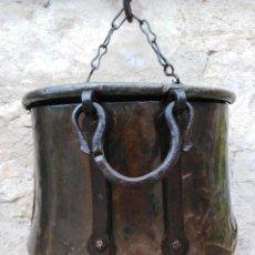 Antigüedades: PESEBRE DE CAMPAÑA. Lote 168642024