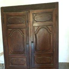 Antigüedades: ARMARIO CATALAN SIGLO XVIII. Lote 168676224