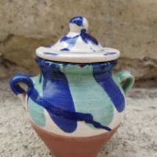 Antigüedades: ORZA VIDRIADA. Lote 168680402