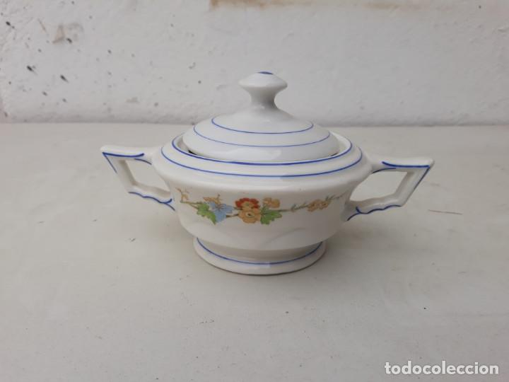 AZUCARERO (Antigüedades - Porcelanas y Cerámicas - Otras)