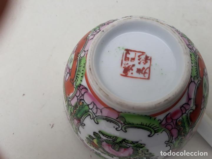 Antigüedades: cuencos y cuchara oriental - Foto 2 - 178557885